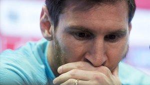 """Messi: «És clar que m'agradaria que seguís Valverde"""""""