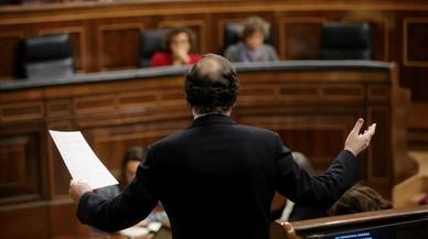 El Gobierno admite ahora que la Generalitat pudo engañar a Hacienda con facturas falsas para el 1-O