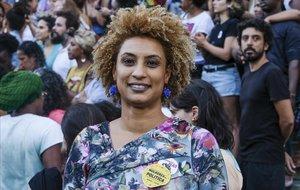 Marielle Franco, activista por los derechos humanos y concejala de Río de Janeiro.