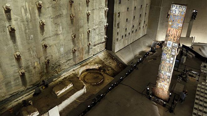El Museo Memorial del 11-S, por dentro