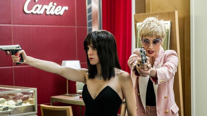 Najwa Nimri y Maggie Civantos protagonizarán el 'spin-off' de 'Vis a Vis'.