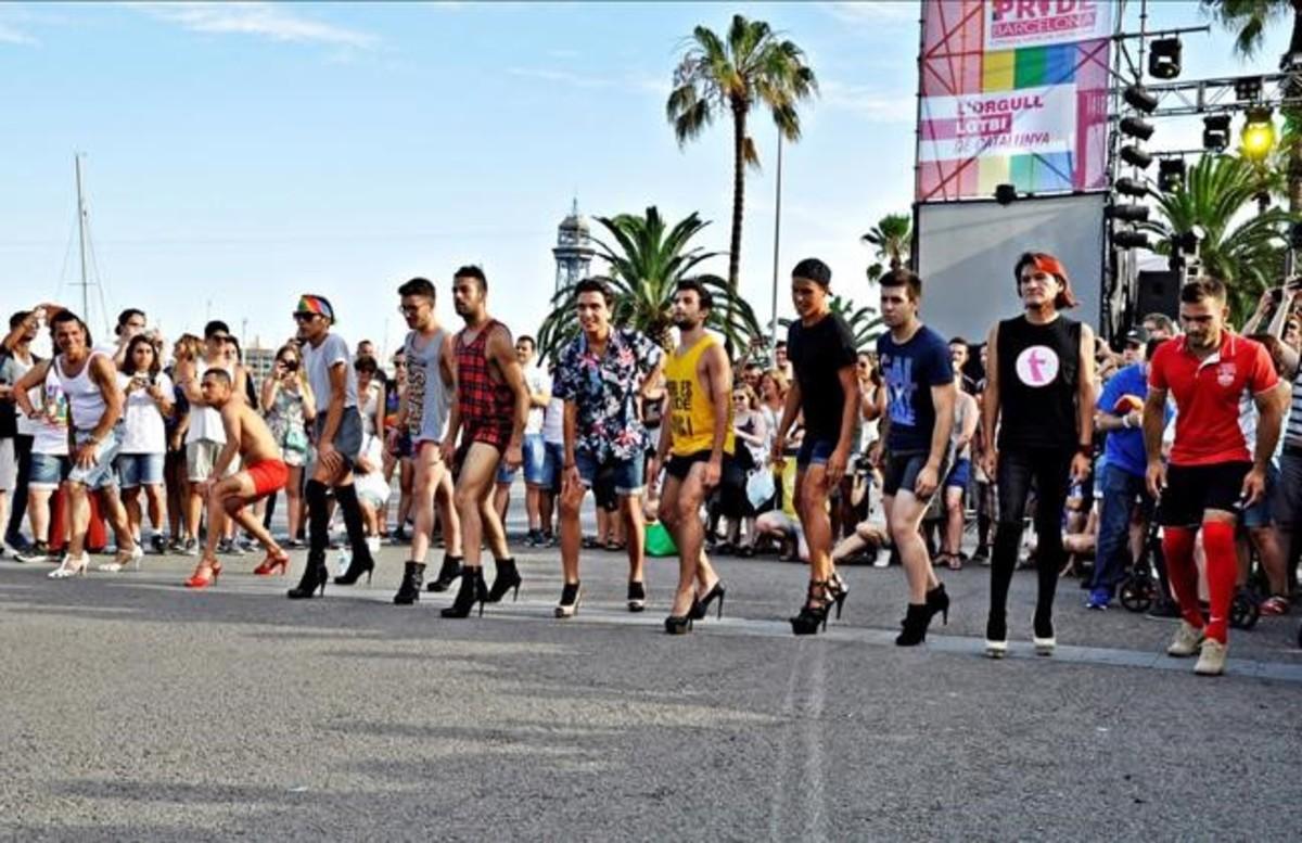 5 maneres de celebrar el dia de l'Orgull Gai a Barcelona