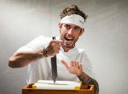 """Oriol ('Top Chef'): """"Yo era el saco de boxeo de Chicote"""""""