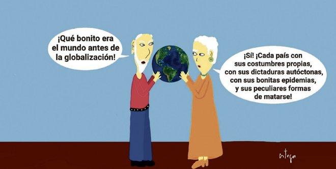 El humor gráfico de Juan Carlos Ortega del 15 de Noviembre del 2018