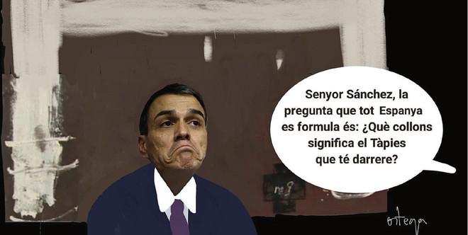 L'humor gràfic de Juan Carlos Ortega del 18 de Setembre del 2018