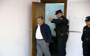 Silvestre Olmedo, sacerdote católico acusado de abuso sexual de una menor.