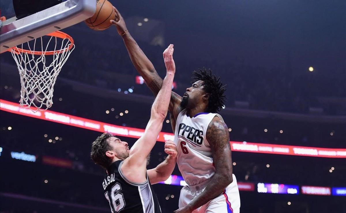 Pau Gasol no pudo evitar la derrota de sus Spurs pese a firmar un gran encuentro.