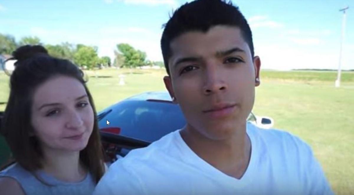 Un vídeo muestra la inocencia de la chica que mató a su novio youtuber