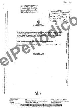 Permiso Municipal para las obras de exhumación de Franco
