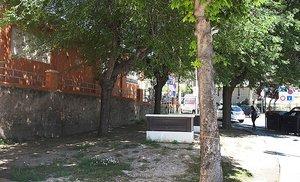 Parets del Vallès inicia les obres de remodelació de la plaça de Joaquim Guasch