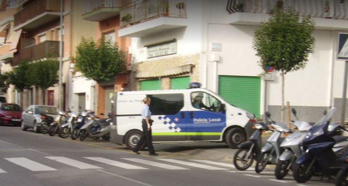 Policía Local de Blanes.