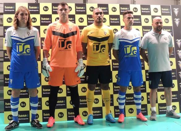 principio Haz un esfuerzo Brújula  Nike equipará al CF Badalona