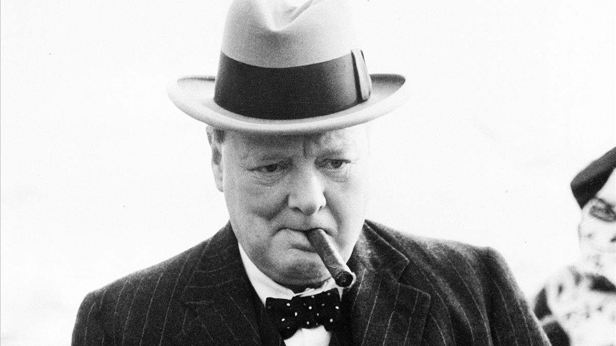 El primer ministro británico Winston Churchill obtuvo el Premio Nobel de Literatura.