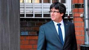 """Puigdemont, con """"probabilidades muy elevadas"""" de dejar Alemania y volver a Waterloo"""