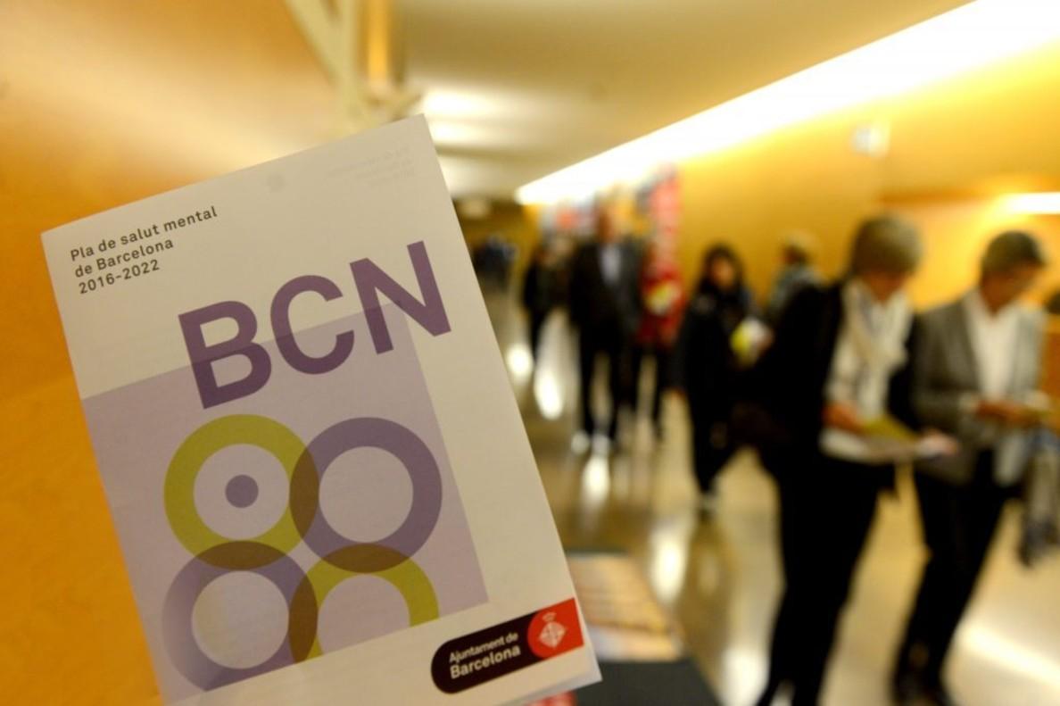 La salut mental a Barcelona vol anar més enllà del diagnòstic