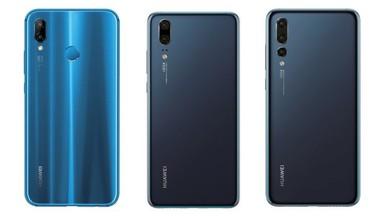 Así son los Huawei P20: precio y características