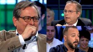 El ataque de risa de Paco Marhuenda por el 'pique' entre Antonio Maestre y Antonio Miguel Carmona