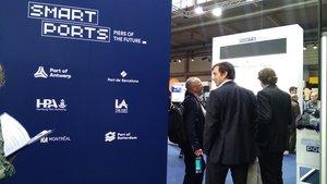 Port de Barcelona invertirà 90 milions en tecnologia en cinc anys