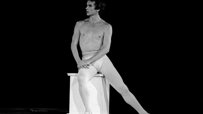 Tráiler de El bailarín. Un homenaje a Rudolf Nureyev en el Día Internacional de la Danza.