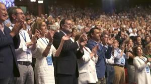 Rajoy reivindica el seu llegat i evita assenyalar cap dels aspirants