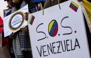 La situación en Venezuela es crítica y la comunidad internacional quiere una salida pacífica.EFEMassimo Percossi