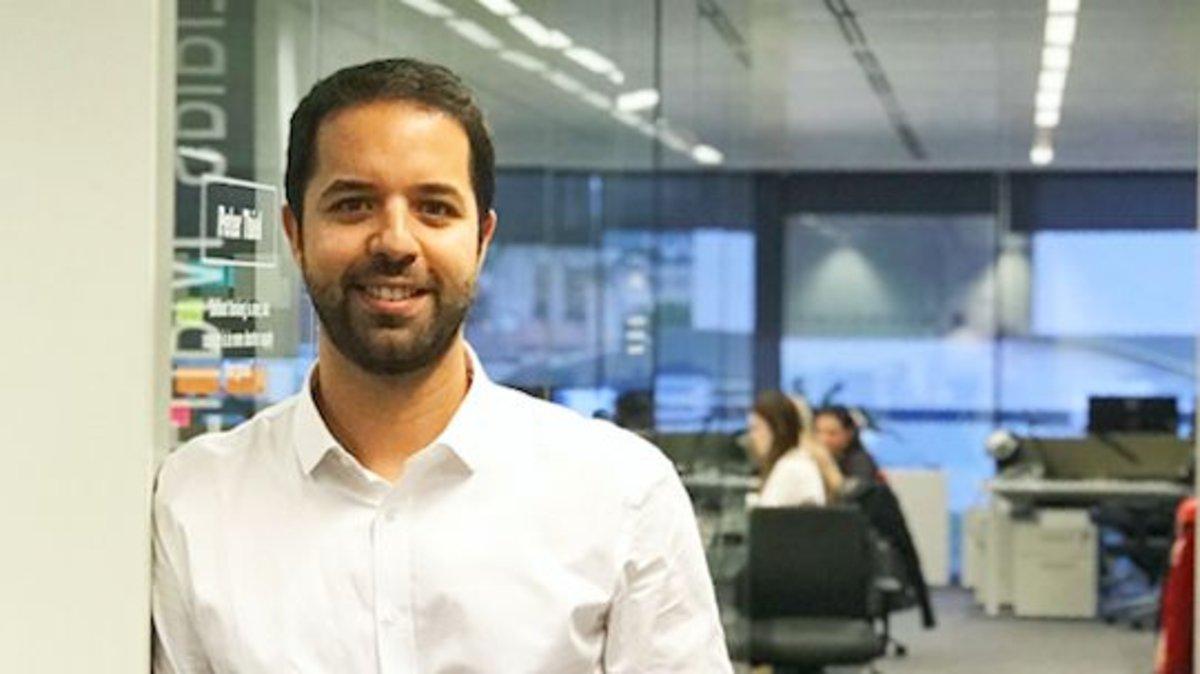 Xavier Capellades, CEO de Nomo Banking. //Nomo Banking