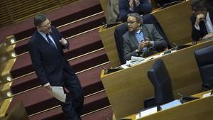 Ximo Puig, president de la Generalitat, ha presentado esta semana la propuesta de reforma constitucional el Consell