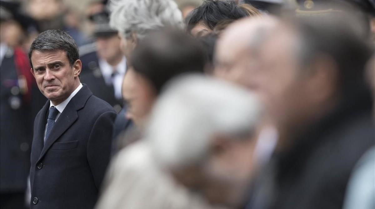 Macron rebutja Valls per a les legislatives però li deixa el camp lliure en la seva circumscripció