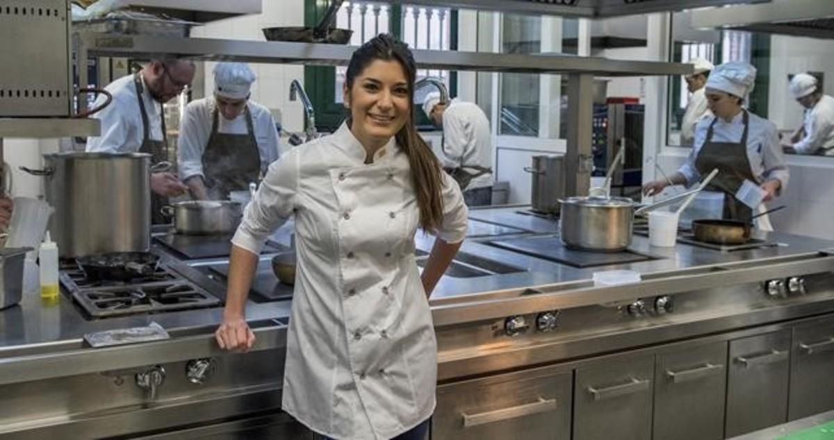 Carla Peyrón: «El postre es el reto más difícil; tienta al saciado»
