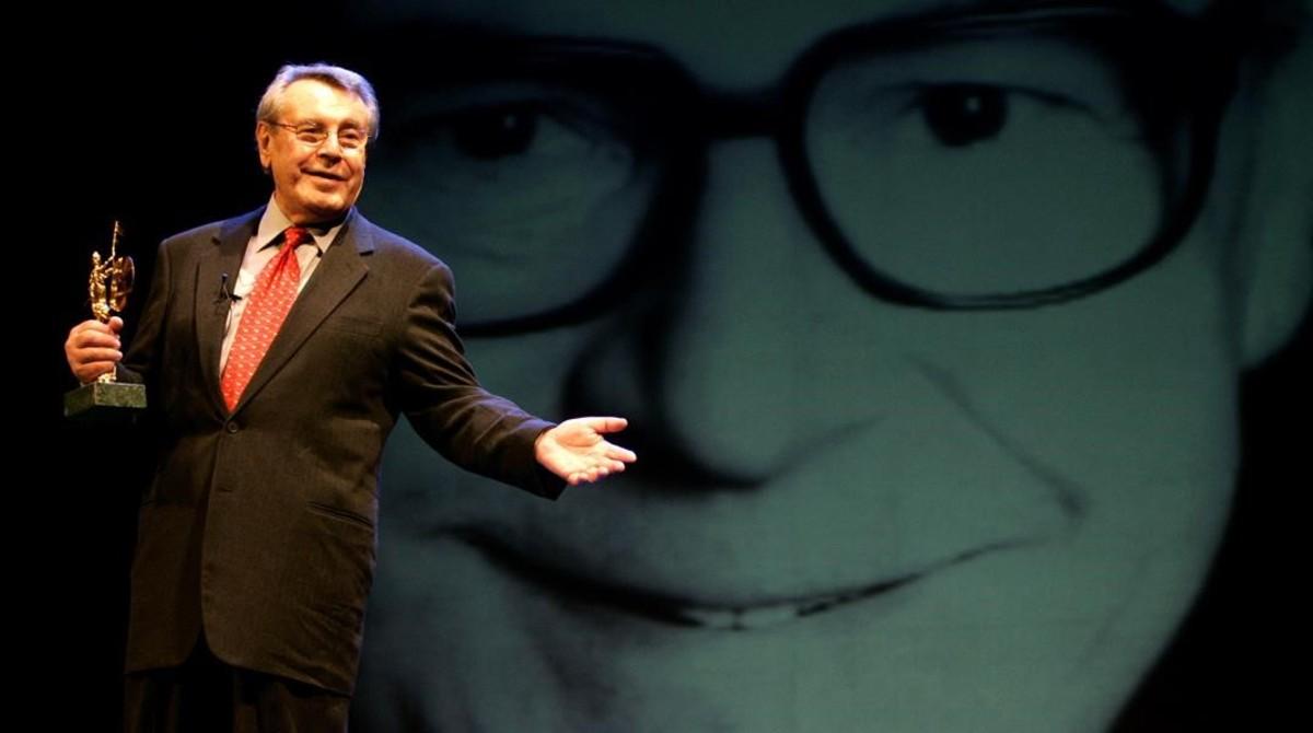 Mor Milos Forman, director d''Algú va volar sobre el niu del cucut' i 'Amadeus'