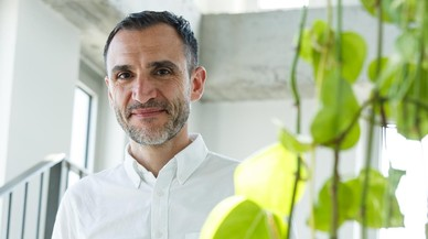 "Federico Mingozzi: ""Nunca olvidaré el primer paciente que volvió a ver gracias a la terapia génica"""