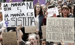 'La manada': la confirmació de la sentència torna a desencadenar la indignació