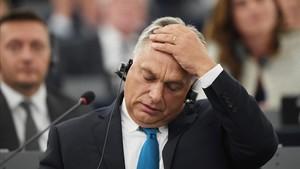 L'Eurocambra activa el 'botó nuclear' contra la deriva autoritària d'Orbán