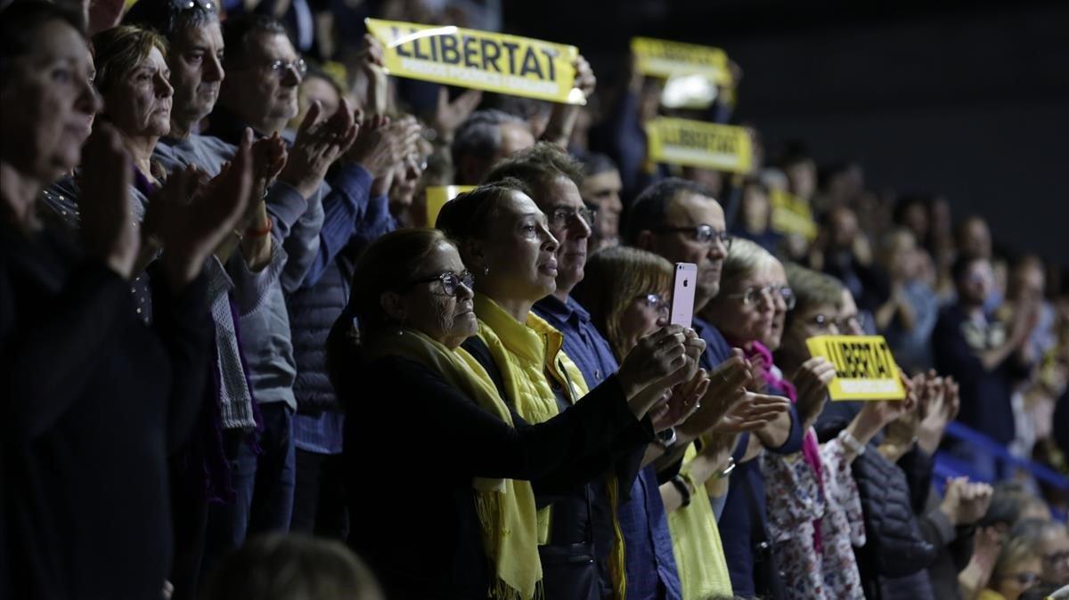 ERC i la CUP s'aparten de la Crida de Puigdemont i la situen en la dreta