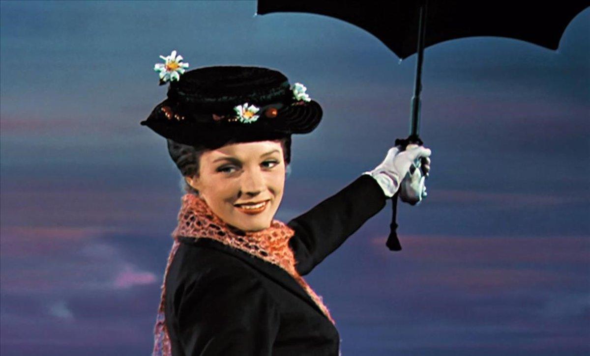 Mary Poppins no era cursi, era chamana (y oscura)