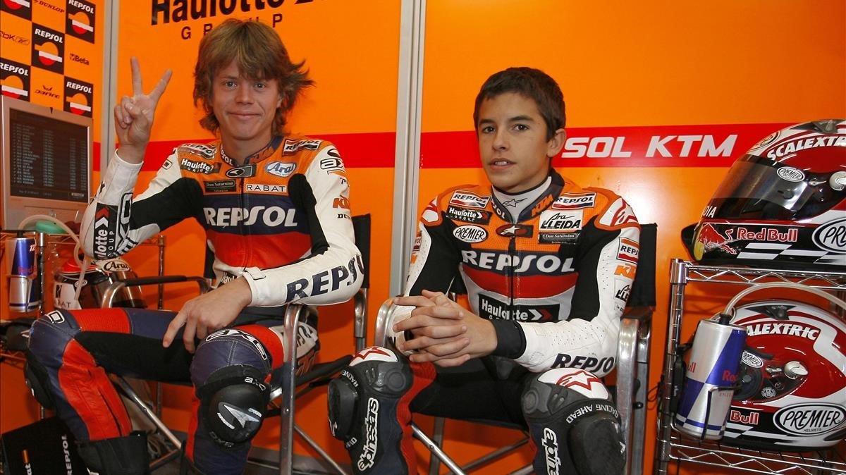 Els campions de les motos reflexionen sobre el risc de morir en carrera