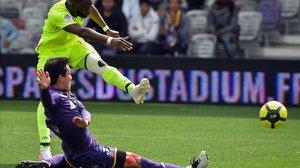 L'empat del Lilla dona el títol de Lliga al PSG