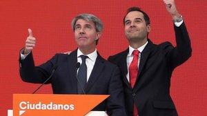 Ciutadans fitxa Garrido, expresident de la Comunitat de Madrid amb el PP