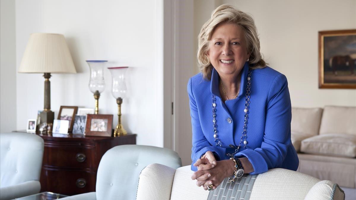 Linda Farstein, exfiscal que acusa a Netflix de difamarla en la serie 'Así nos ven'.