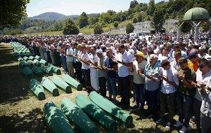 """El Suprem holandès considera que Holanda va tenir responsabilitat """"limitada"""" en la matança de Srebrenica"""