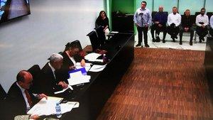 El juicio contra los cinco agresores se celebró en pasado mes de mayo.