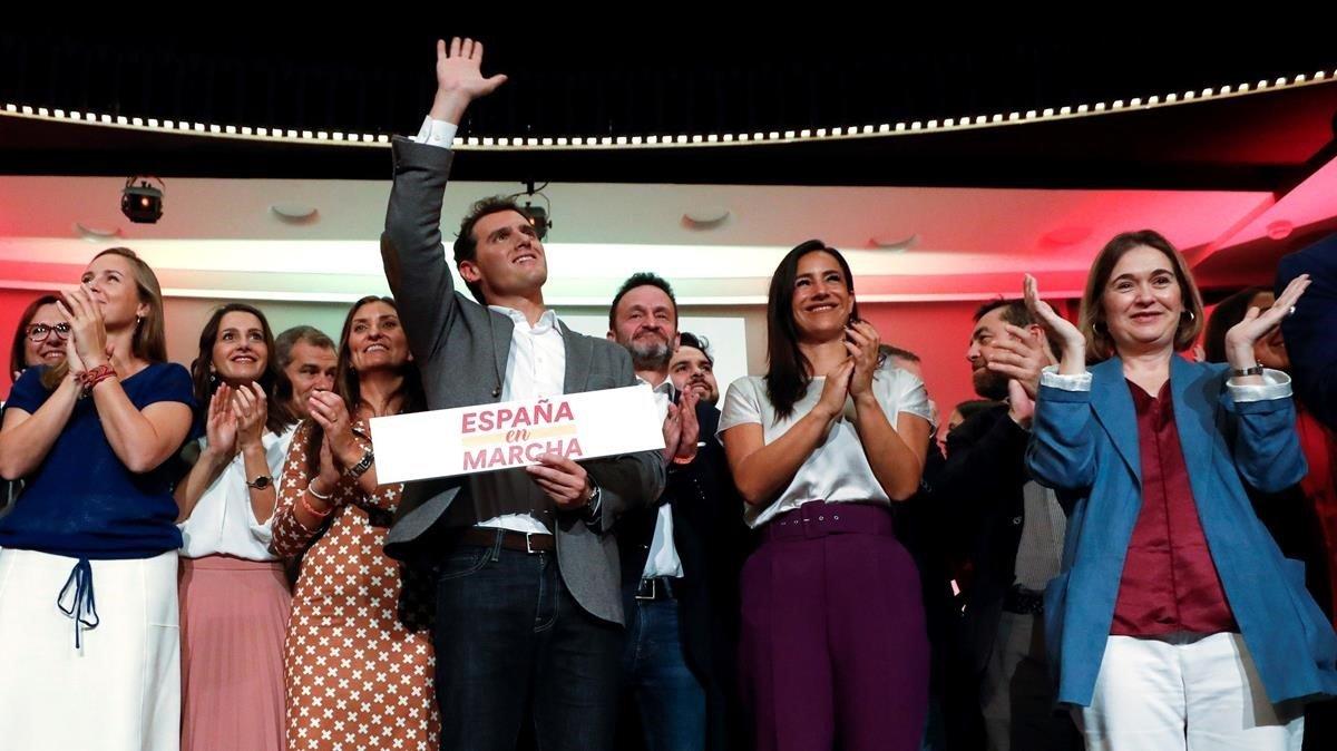 Rivera ara s'obre a pactar amb Sánchez perquè hi hagi govern després del 10-N