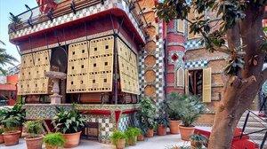 Casa Vicens tornarà a obrir les seves portes el 8 de juliol