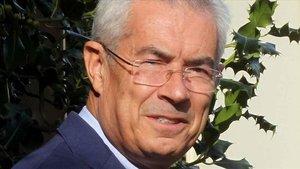 Emilio Bouza, ya exportavoz del grupo de coordinación Covid del Gobierno de Madrid con el ejecutivo central.