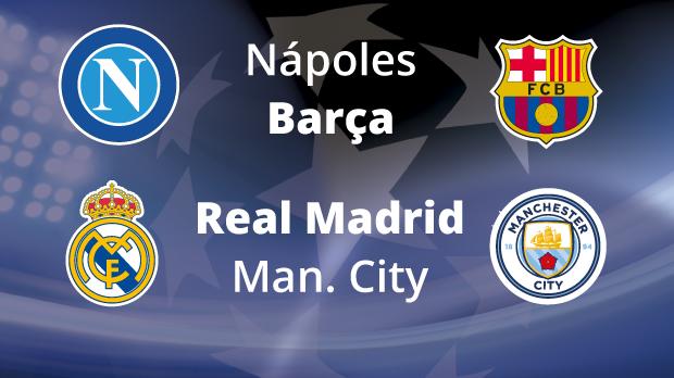 Nàpols-Barça, en la Champions / en directe